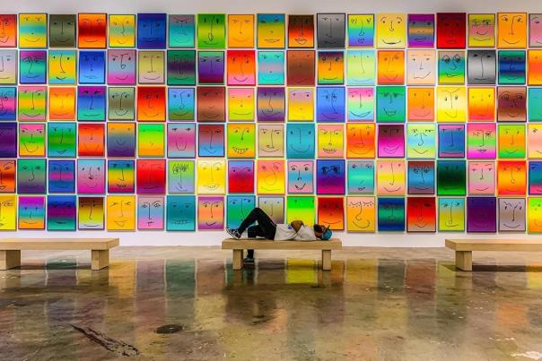 Happy Exhibit at NSU Art Museum