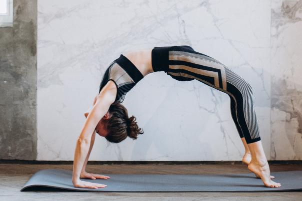 Yoga - free stock