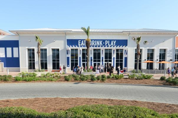 Dave & Busters PCB