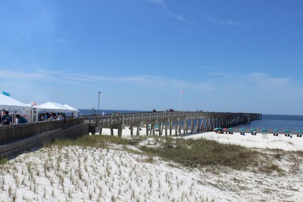 Bay County Pier