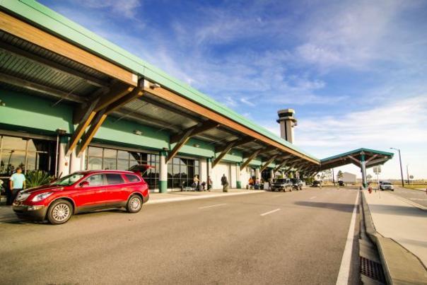 ECP Panama City Beach Airport