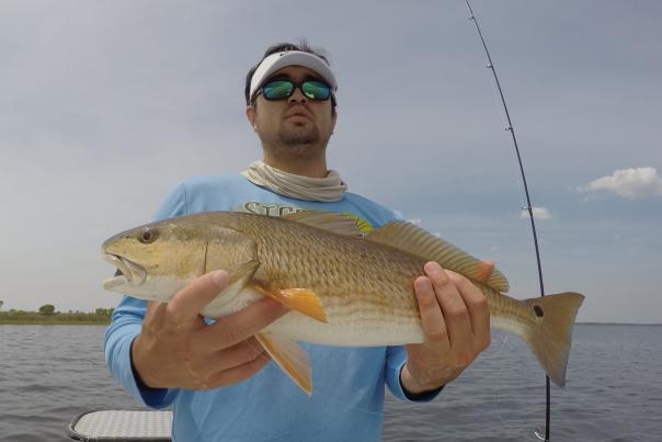 Redfish Bay