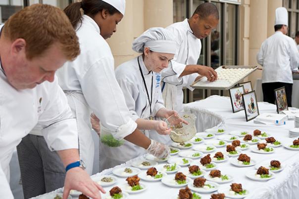 Celebrity Chefs Brunch