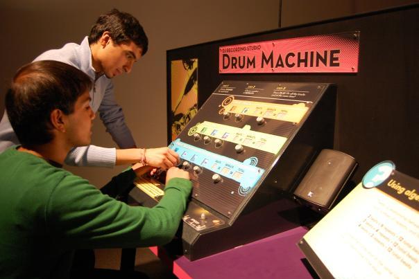 Design Zone Exhibit DMNH