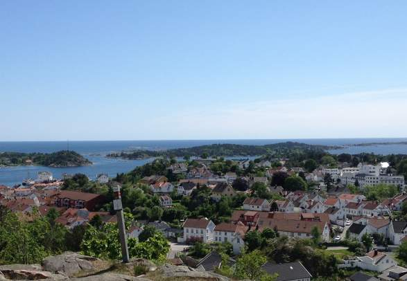Fløyheia, Grimstad