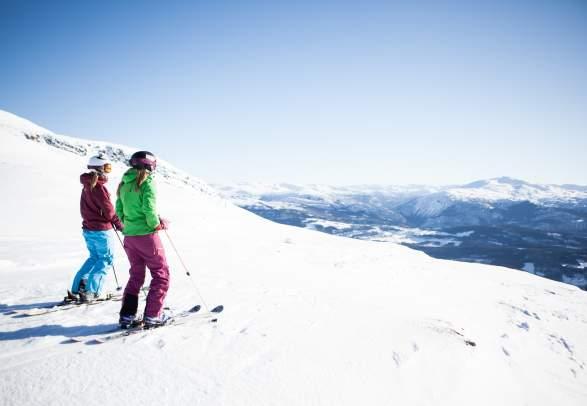 Pa Ski I Norge Visitnorway Dk