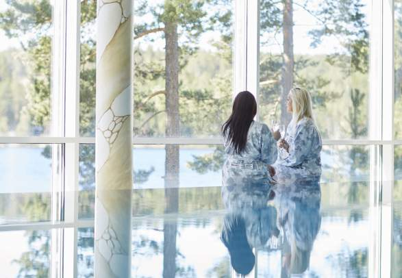 Rømskog spa and resort, Eastern Norway