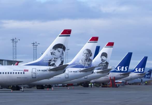 Trondheim Airport Værnes
