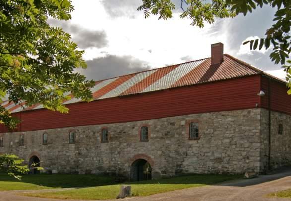 Storhamarlåven, Hamar