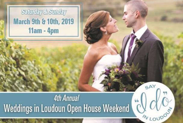 2019 Weddings Open House Card