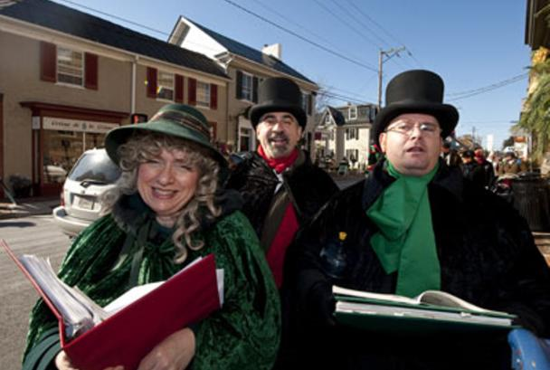 Leesburg Holiday Carolers