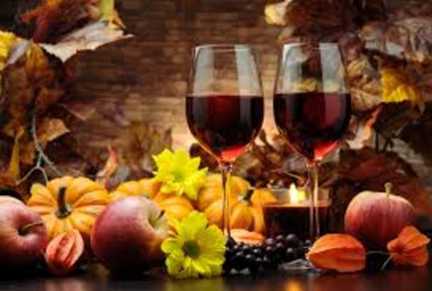 Harvest celebration at Willowcroft Farm Vineyards