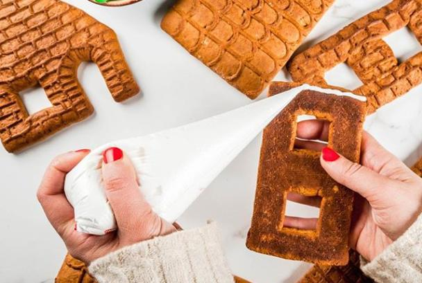 petite lou lou gingerbread