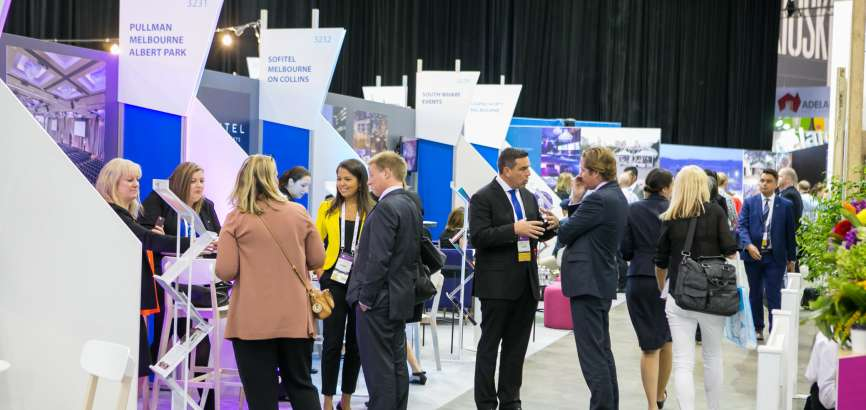 2018 AIME Melbourne Stand