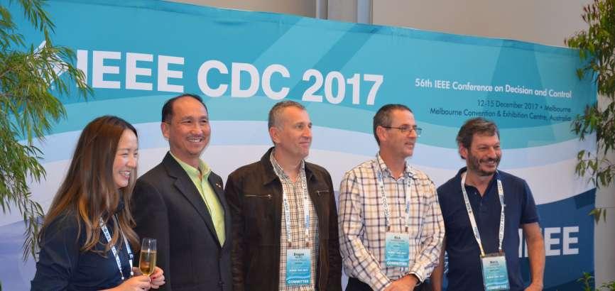 group of delegates at MCEC