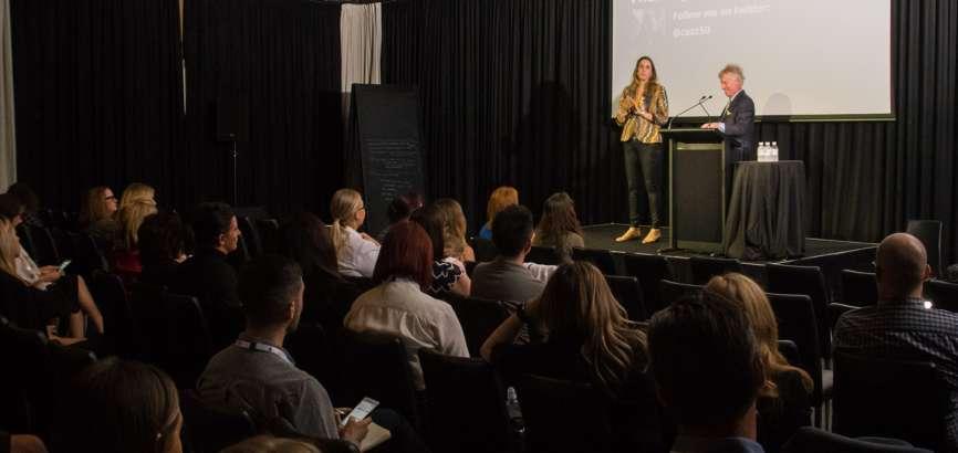 Speakers at Melbourne Edge Event