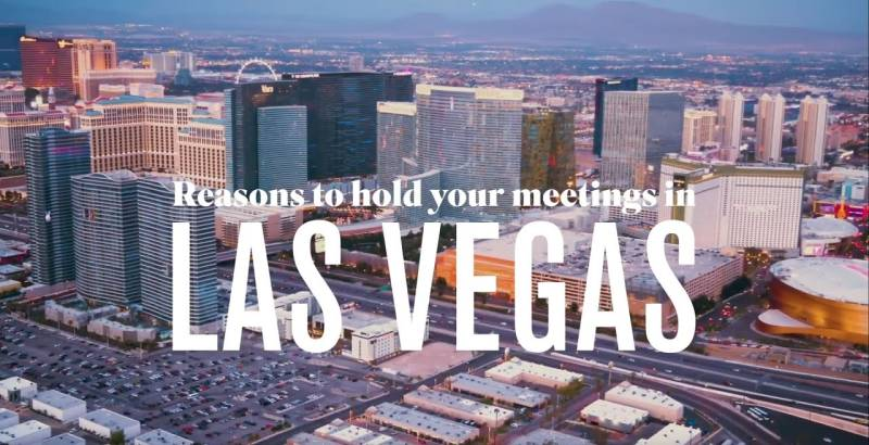 REASONS TO HOLD YOUR MEETING IN VEGAS