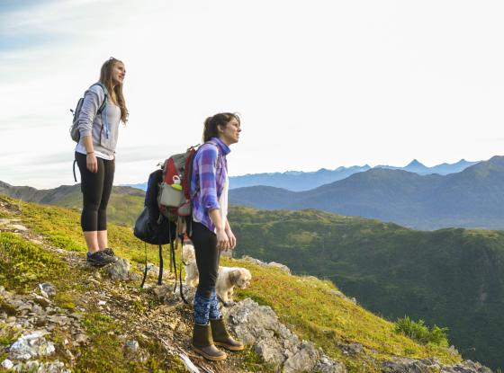 Sheep Creek Hikers