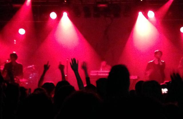 Concert in Oslo