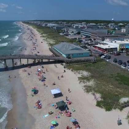 Kure Beach Drone Videos