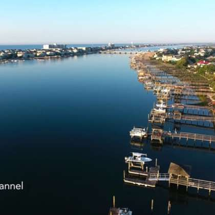Wrightsville Beach Drone Videos