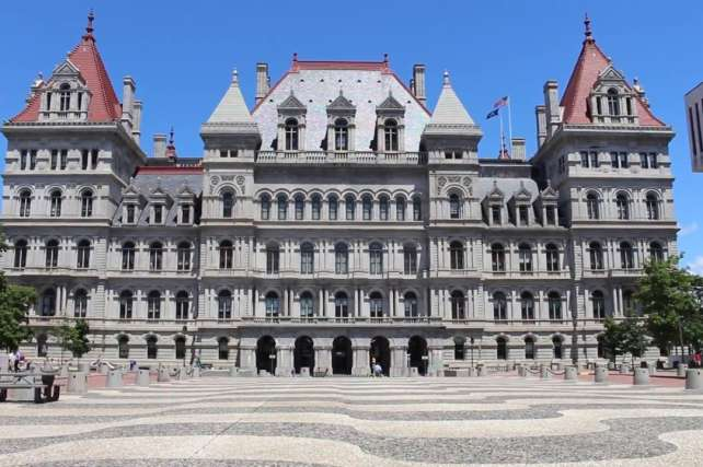What is your favorite Albany building?