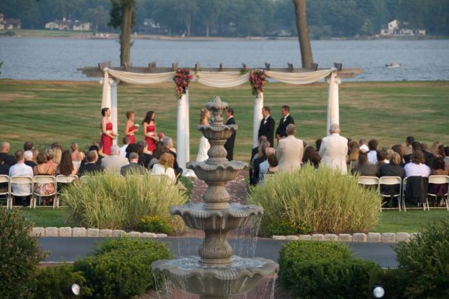 Bucks County, Pennsylvania, Outdoor Wedding Venues