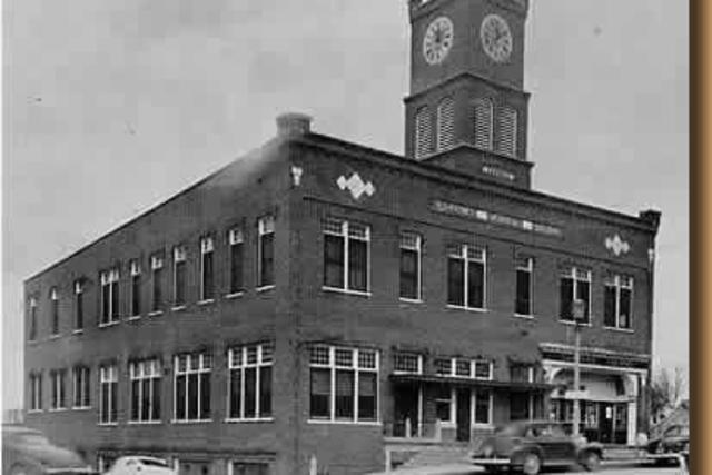 Haynes Memorial Clock Tower