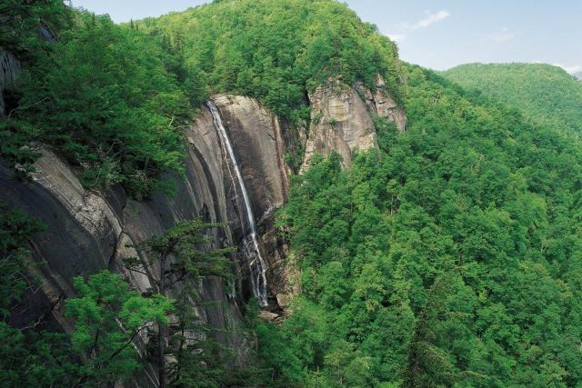 Amazing Trails and Waterfalls of Rutherford County