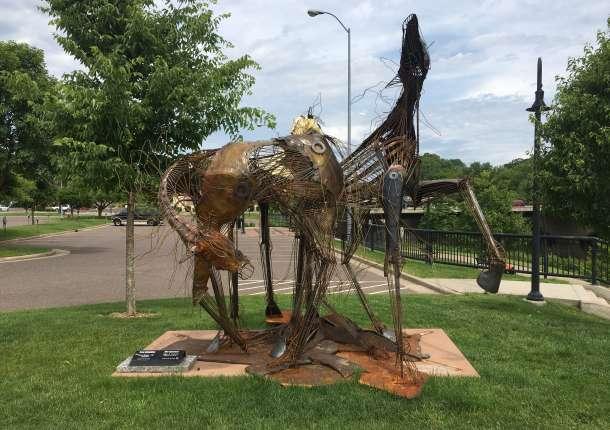 EC Sculpture Tour
