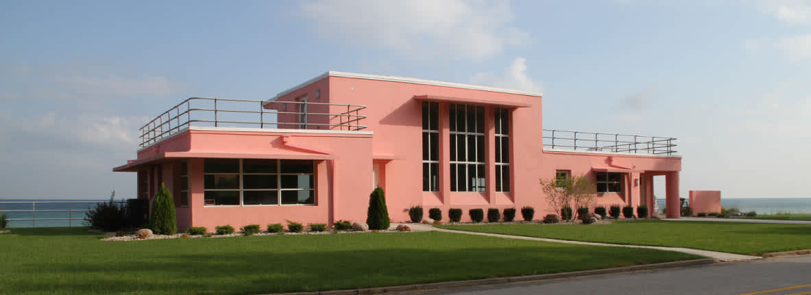 Century-of-Progress-Homes-Indiana-Dunes-Lake-Michigan