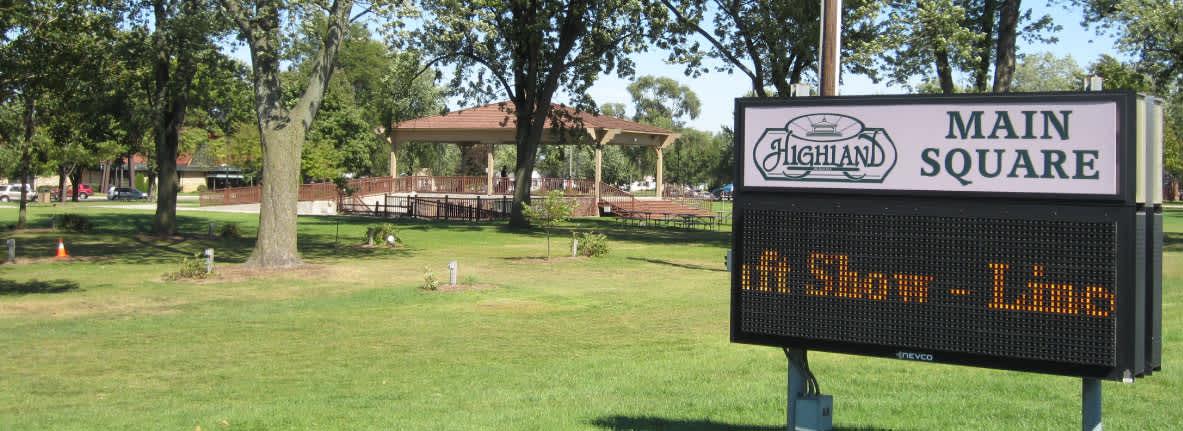 Highland-Indiana-Main-Square-Park