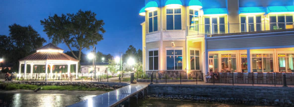 Lighthouse Place Cedar Lake Northwest Indiana Restaurants