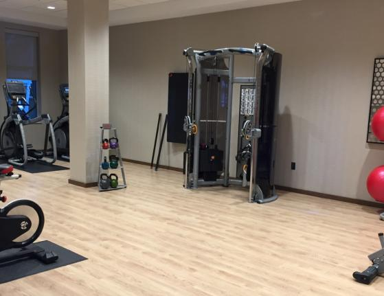 AC Hotel Excercise Room
