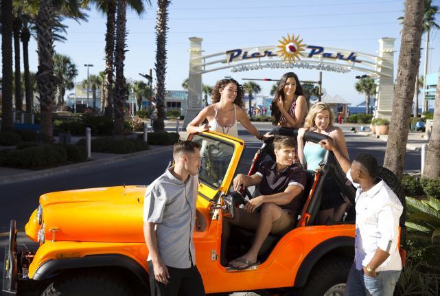 Pier Park Panama City Beach Florida