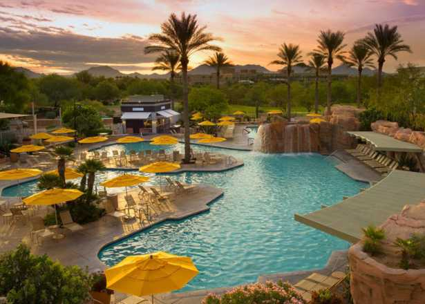 Phoenix Hotels Resorts Dude Ranches And Bed