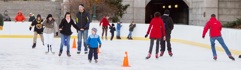 Skating Providence