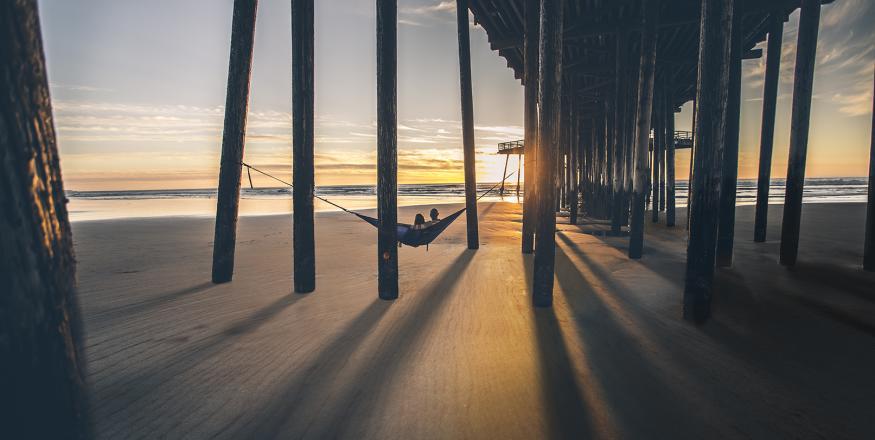 Pismo Beach Hammock