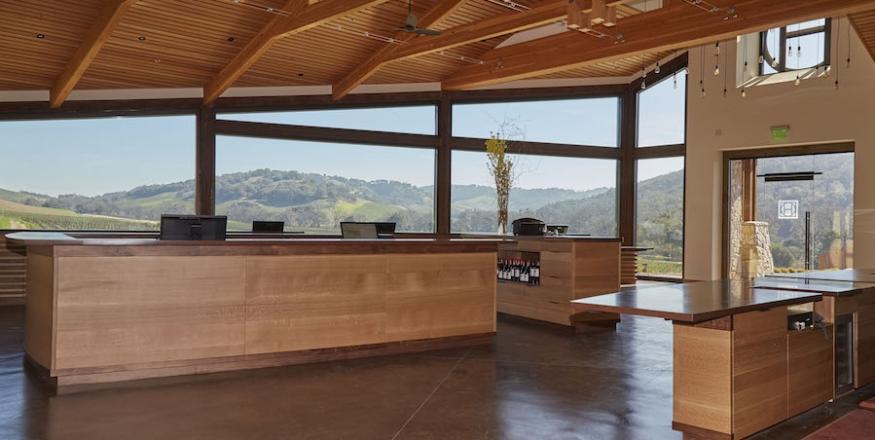 MEDIA ALERT: Halter Ranch Vineyard Opens New Tasting Room