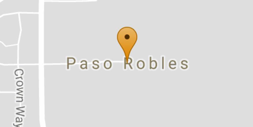 Carrizo Plain National Monument map