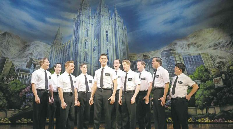 Book Of Mormon in Winnipeg