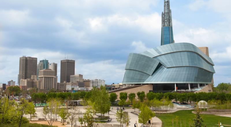 The Canadian Museum for Human Rights opened recently in Winnipeg, Manitoba.