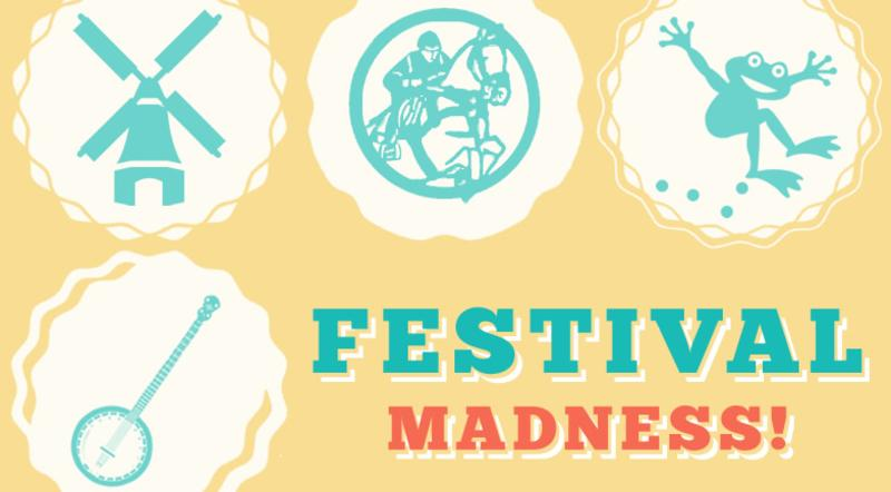 Festival Madness – Elite Eight