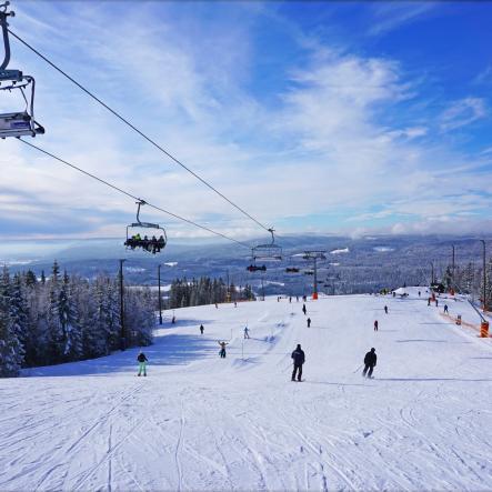 skiheis