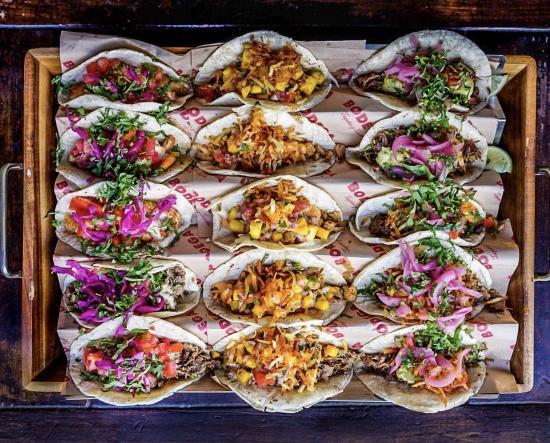 Bodega Taqueria -Taco Tray
