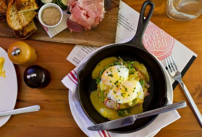 Best Restaurants For Sunday Brunch In Virginia S Blue Ridge