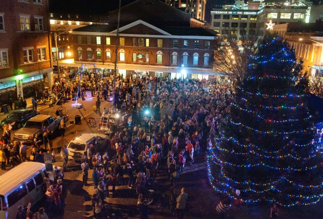 november launches us into the holiday season and virginias blue ridge is a prime destination to soak in the festivities and flavors