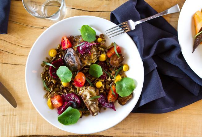 Vegetarian Friendly Restaurant Options In Virginia S Blue Ridge
