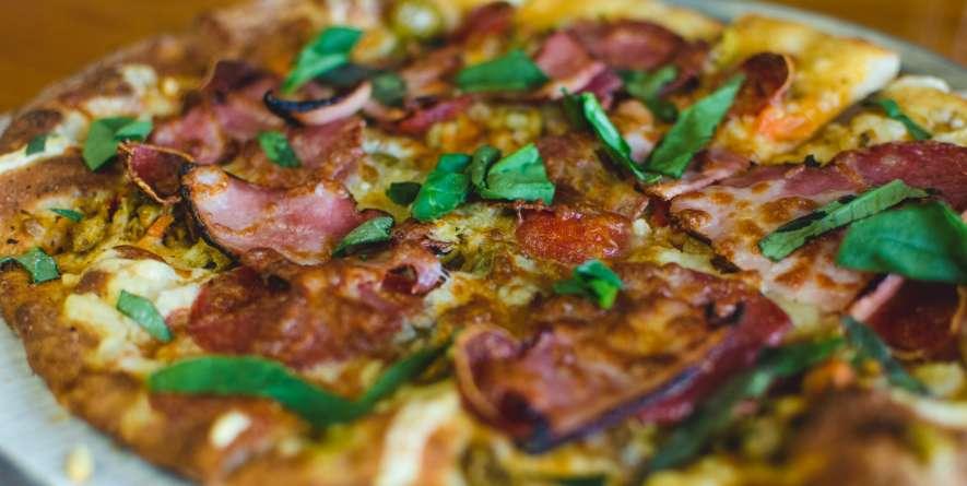 Tap Room Pizza