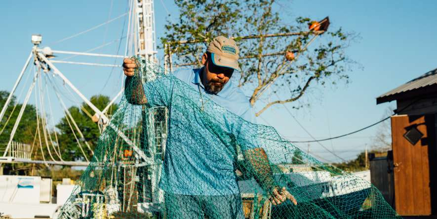 Lance Nacio - Shrimp Nets
